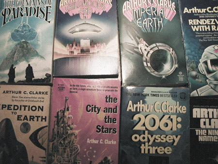 Books by Arthur C Clark
