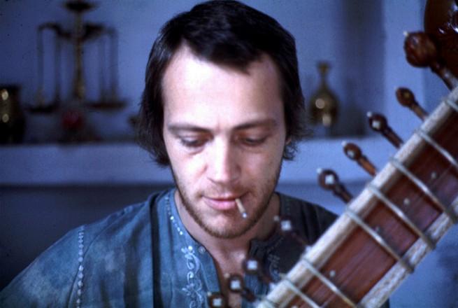 David Parsons in 1977
