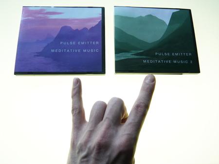 Meditative Music 1 & 2