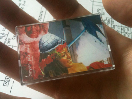 Harpoon Pole Vault, Whispering Crystal Babies, MC30, 2009 Gift Tapes, GT004