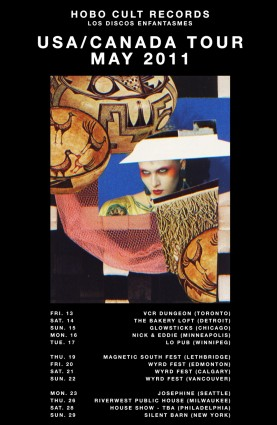 Hobo Cult Records Tour