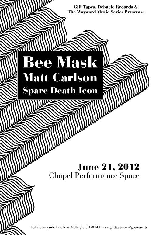 Bee Mask Flyer